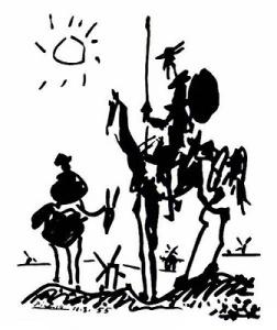 Don Chisciotte Castilla-La Mancha (Castiglia La Mancia)